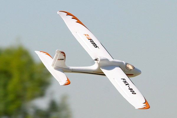 Buy FMS Easy Trainer-1 Glider RC Plane 800mm RTF from