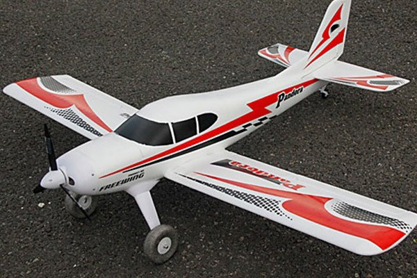 Freewing Pandora 4-in-1 Red 1400mm PNP
