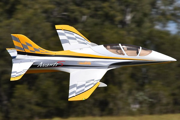 Freewing Avanti S 80mm  Ultimate Sport Jet EDF PNP
