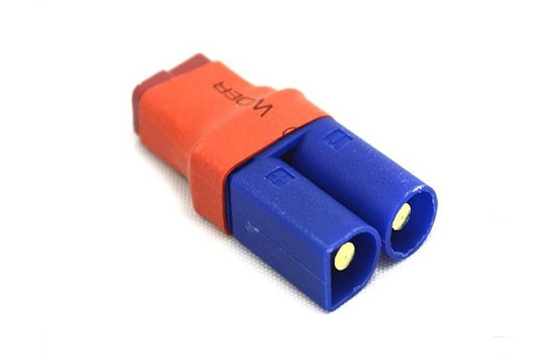 EC3 Male To T-Plug Female Adapter (1pc)