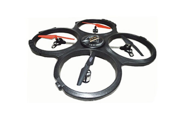 LH-X5C 2.4 GHZ 4 Channel 6-Axis Gyro with Camera