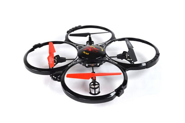 LH-X4C 2.4 GHZ 4 Channel 6-Axis Gyro with Camera