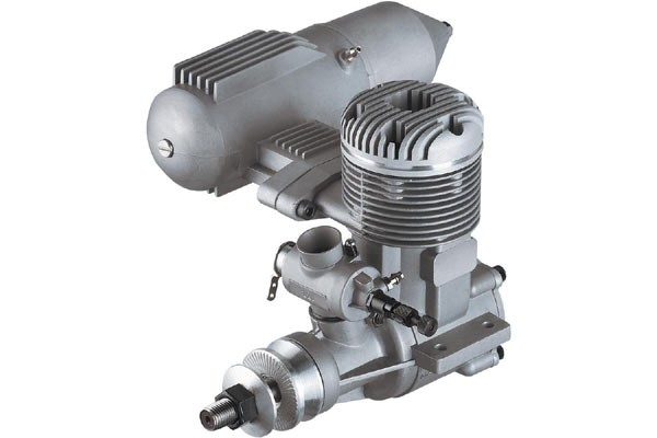 ASP 120AR Two Stroke Glow Engine