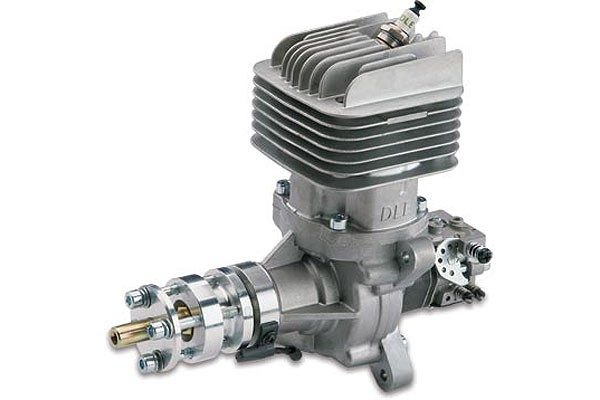 DLE-55RA Gasoline Engine with Rear Exhaust