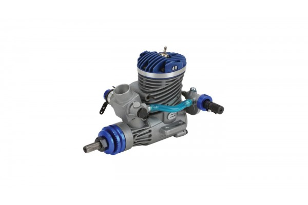 Evolution 40NX RC Glow Engine with Muffler