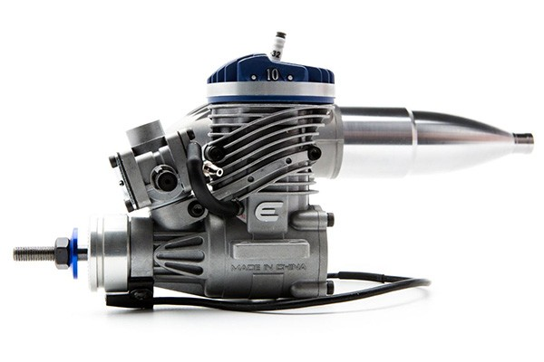 Evolution 10GX 10cc Gas Engine with Pumped Carburetor