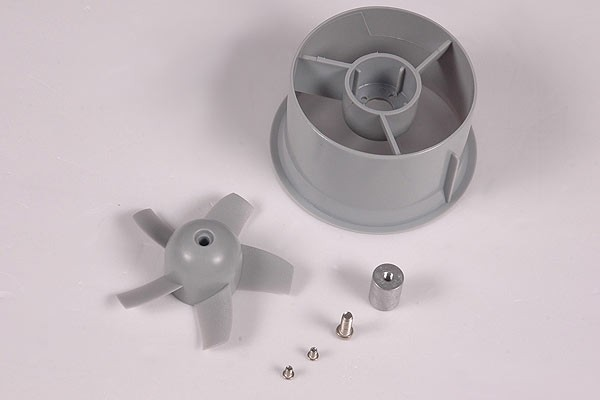 FMS Ducted Fan for EDF Jet