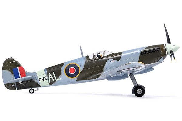 FMS Spitfire Warbird and Military RC Plane 1400mm PNP | US