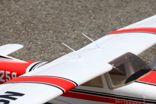 FMS Cessna 182 Trainer RC Plane 1100mm RTF | US$190 00