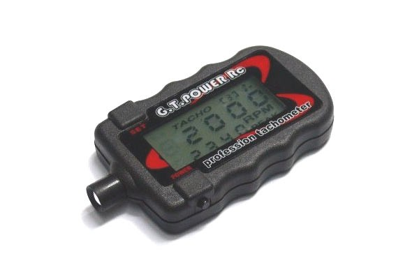 GT Power Mini Tachometer Sharp Backlit LCD Screen