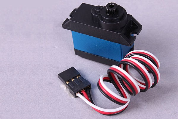 Power HD Micro Digital Servo 2.6kg/12.3g Metal Gear