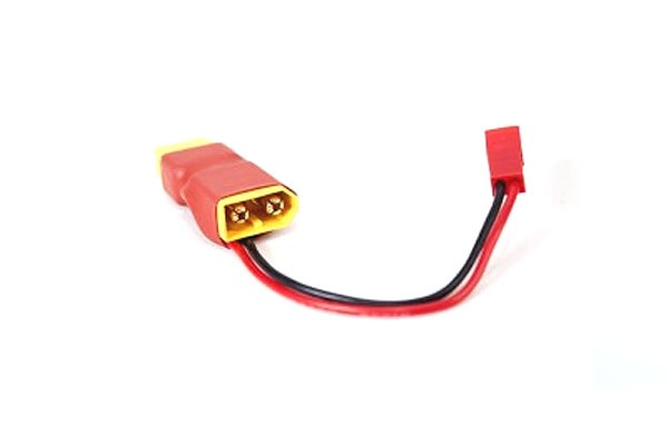 Male XT60 Connector to JST Female