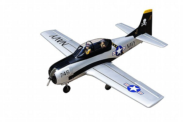 Seagull North American T-28 Trojan 10-15cc 1600mm (matte finished) ARF