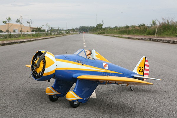 Seagull P-26A Pearshooter 30cc 1800mm ARF