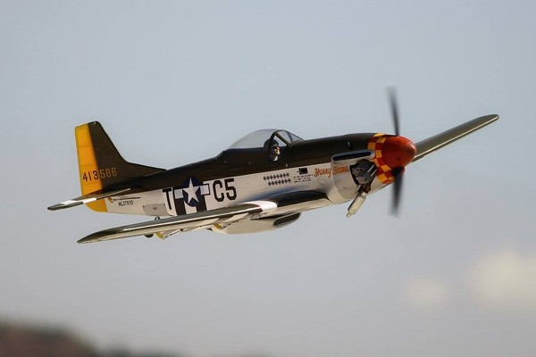 Seagull North American P-51D Mustang 10cc 1430mm