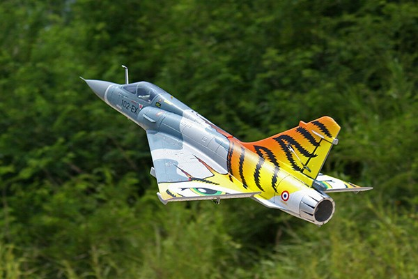 Freewing Mirage 2000 Tiger Meet 80mm EDF PNP